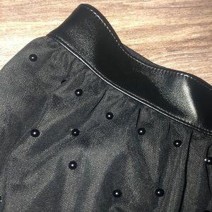 Victoria Secrets Brand New Black Skirt size Med